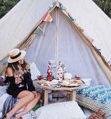 2 night Glamping Experience - Gift Card