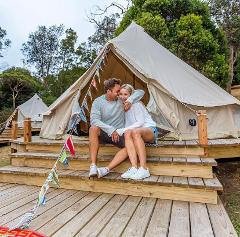 Mid Week Glamping Experience - Gift Card