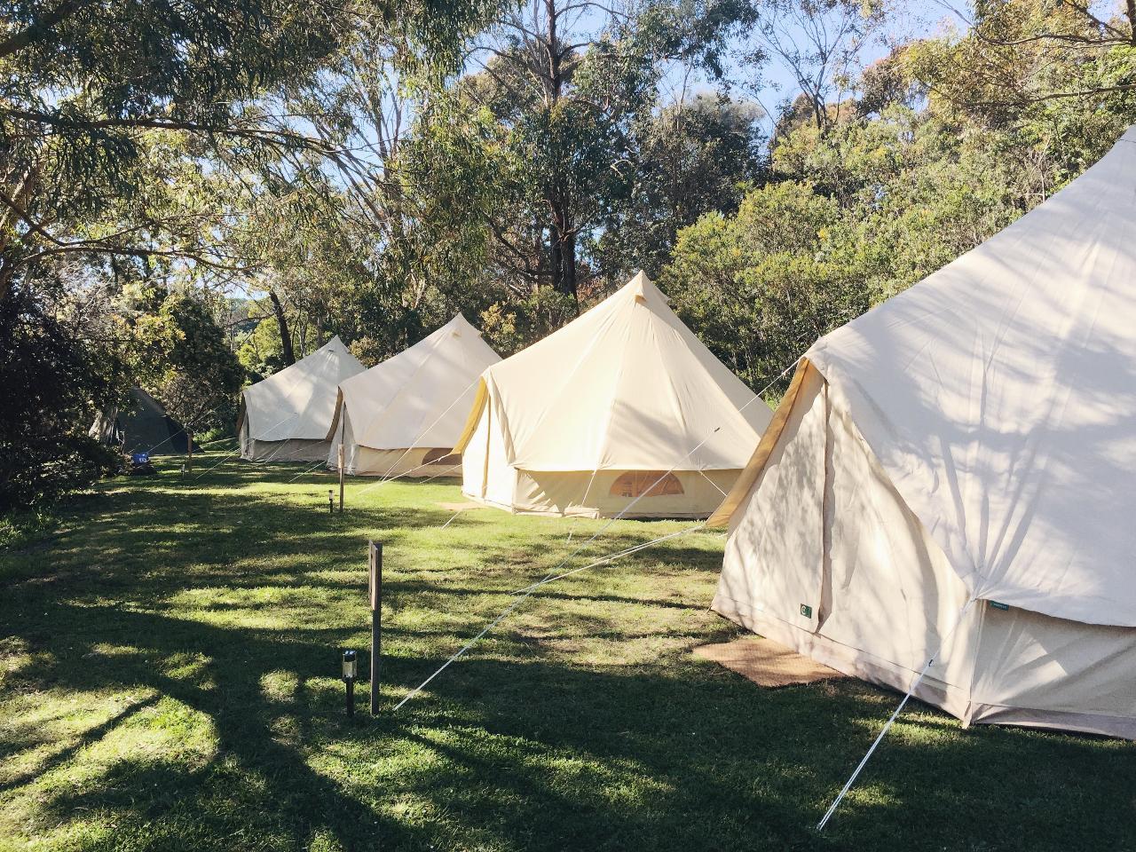 Rent A Bell Tent