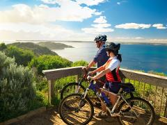 Self Guided Cycle Tour for 2 people - Point Nepean National Park