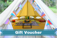 Glamping Experience Gift Card