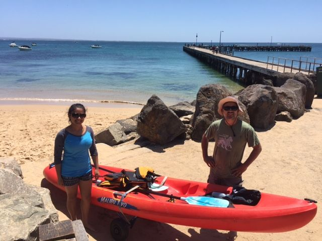 Kayak Self Guided Experience (Double)