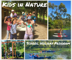 School Holiday Program - Kids in Nature