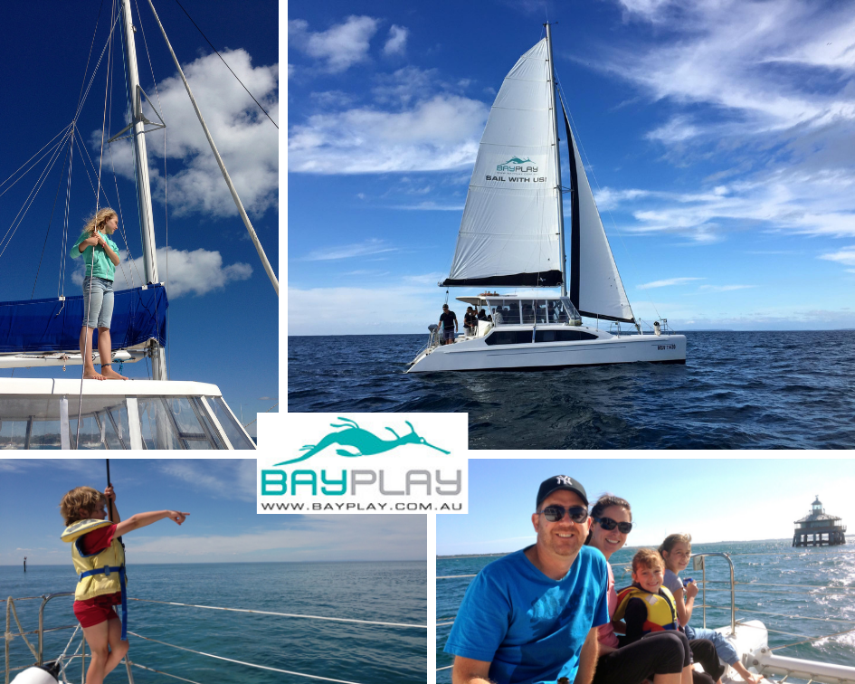 Private Catamaran Sailing Charter  - Dolphin II