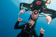 PADI Scuba Dive Course - Advanced