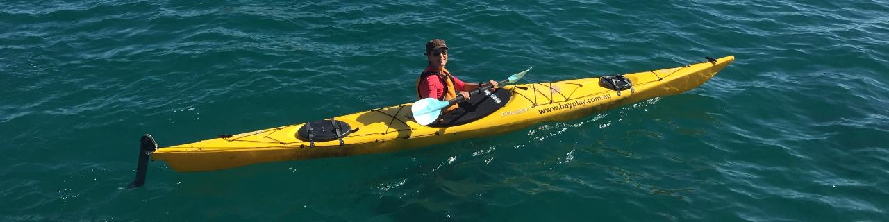 x Discover Sea Kayaking - Skills Session