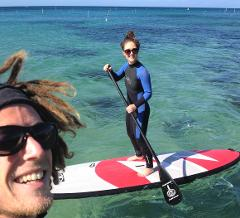 Stand Up Paddle and Lesson