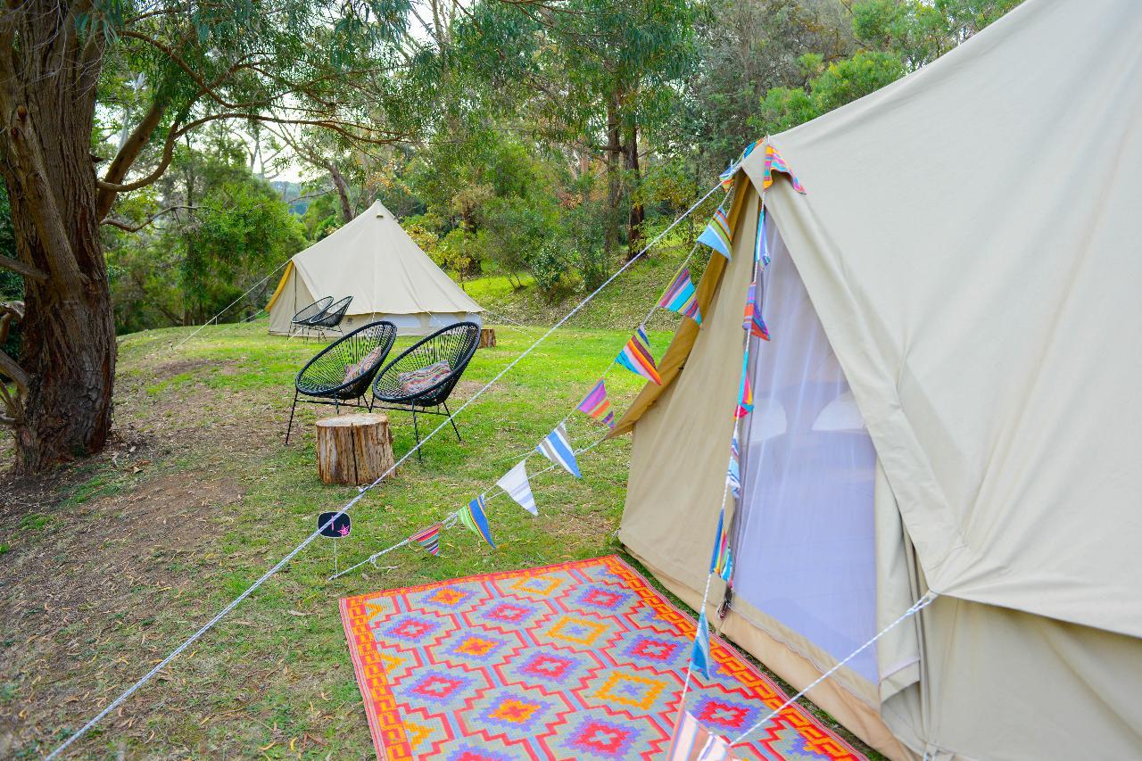 Glamping Experience at Iluka Retreat