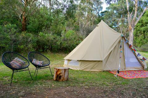 Weekend Glamping Experience