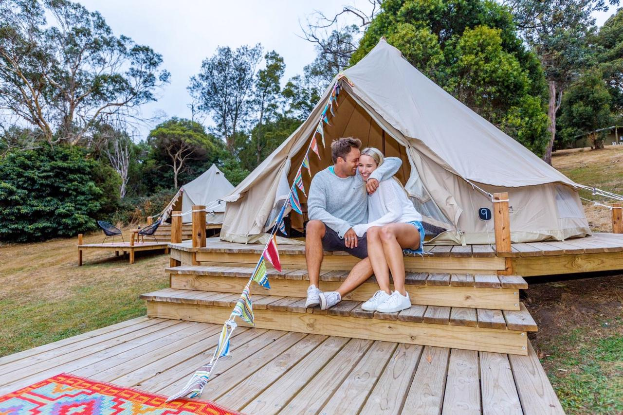 Glamping Experience at Iluka Retreat - Multi Night