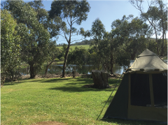 Camping Bookings at Iluka Retreat