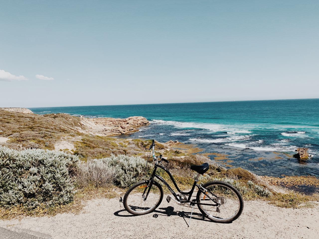 Self Guided Cycle Tour & Entry to Peninsula Hot Springs