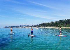 Stand Up Paddle Board Experience & Priority Entry to Peninsula Hot Springs for 2