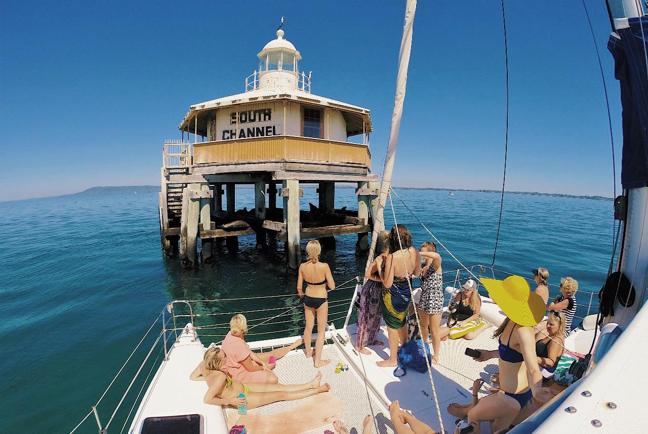 Private Catamaran Charters & Social Gatherings