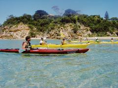 Self Guided Kayaking Experience & Priority Passes to Peninsula Hot Springs for 2