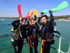 PADI Open Water Dive Course - Teenagers
