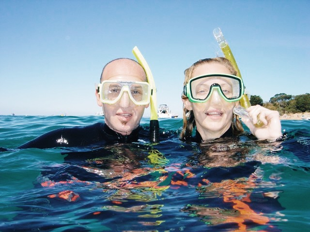 Snorkel Tour with Sea Dragons (2 People)