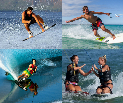 Wakeboarding, Skiing, Surfing or Kneeboarding 1 Hour - Exmouth