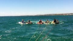 Tubing 2+ Persons 20mins - Exmouth