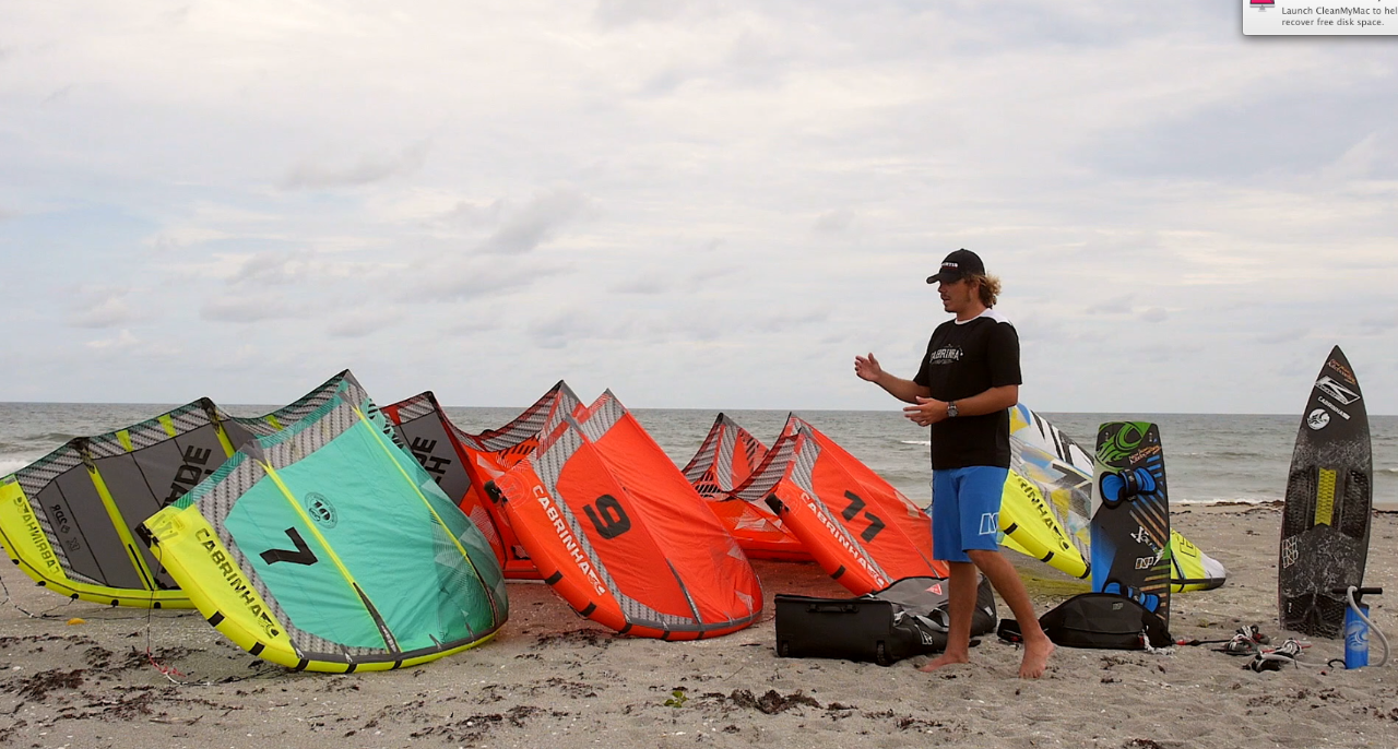 Half Day Group Kiteboarding Lesson
