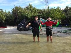 Semi-Private Kiteboarding Lesson