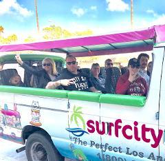 Malibu Beach & Celebrity Homes Tour