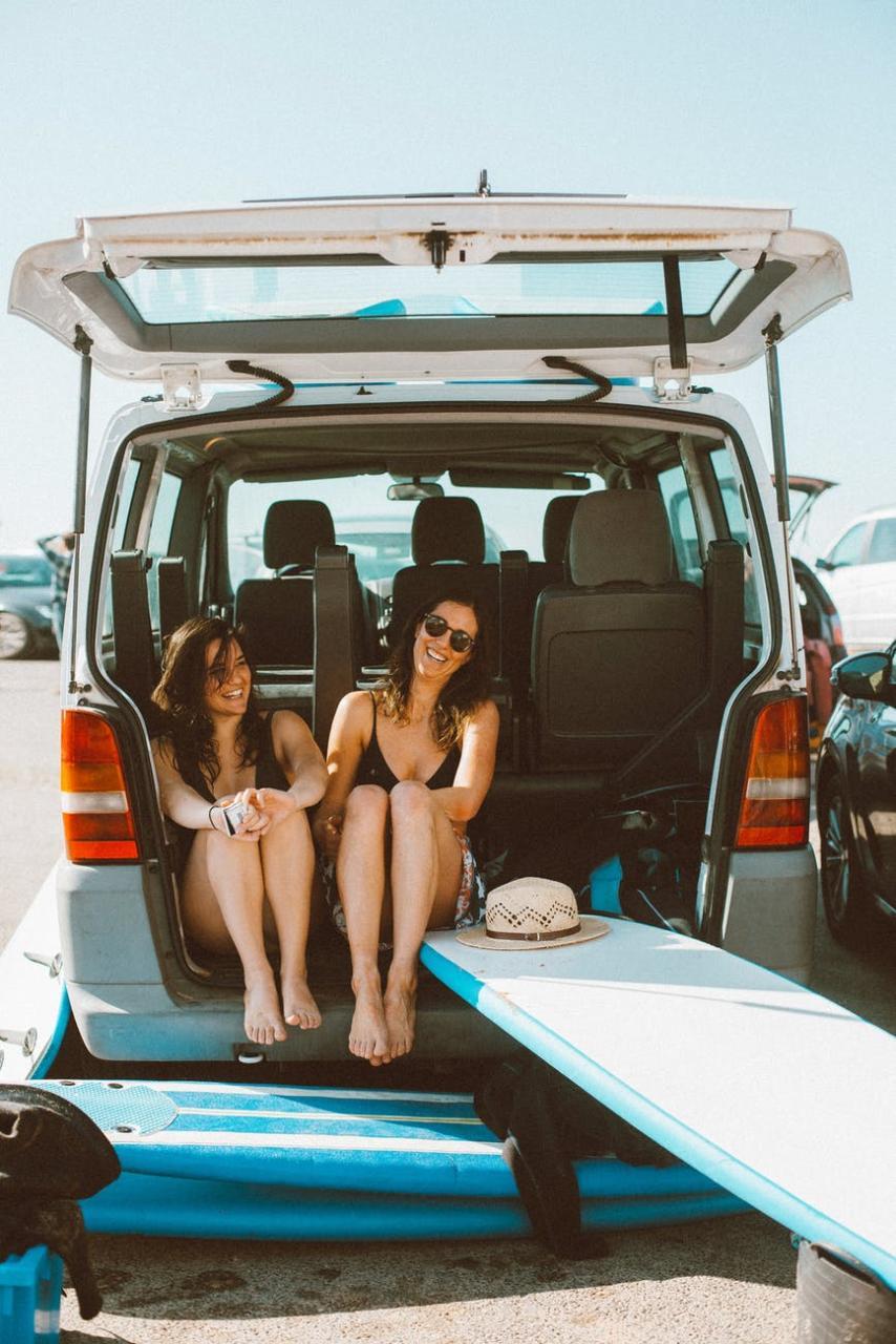 Santa Monica Surf Trip