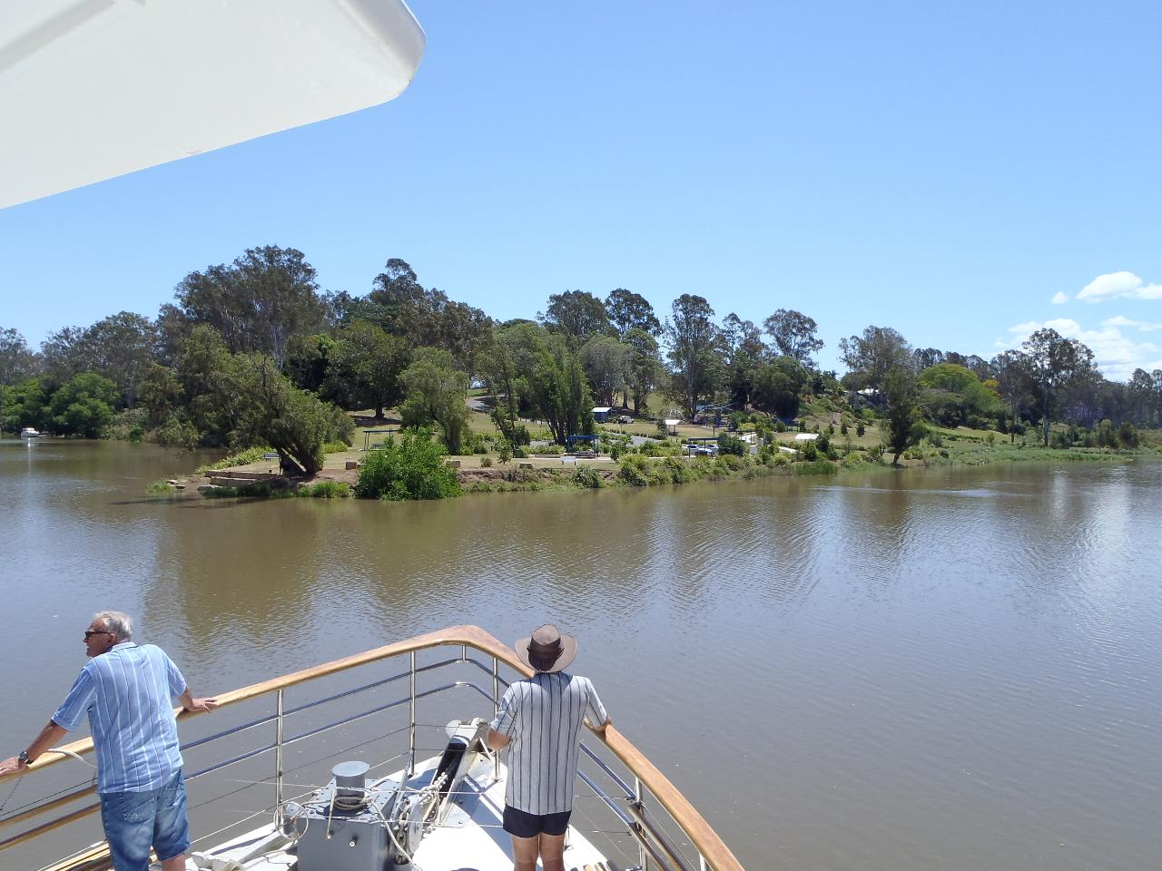 Bremer River Junction, Mowbray Park departure