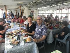 Christmas Day Lunch (Brett's Wharf Plaza)