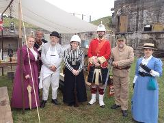 "Fort Lytton ""History Alive"" Cruise from Newstead"