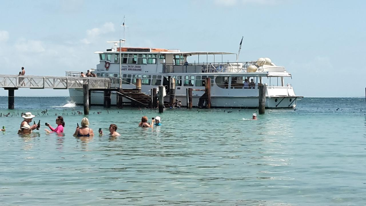 Moreton Bay Day Cruise from Northshore Hamilton