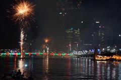 """Christmas """"Fireworks"""" Dinner River Cruise"""