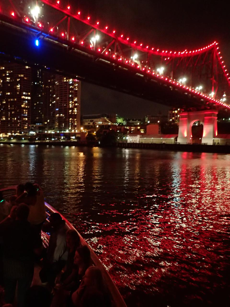 Dinner Cruise from Mowbray Park