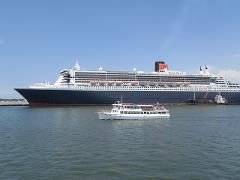 """Queen Mary 2"" 'Morning Tea' Viewing Cruise"