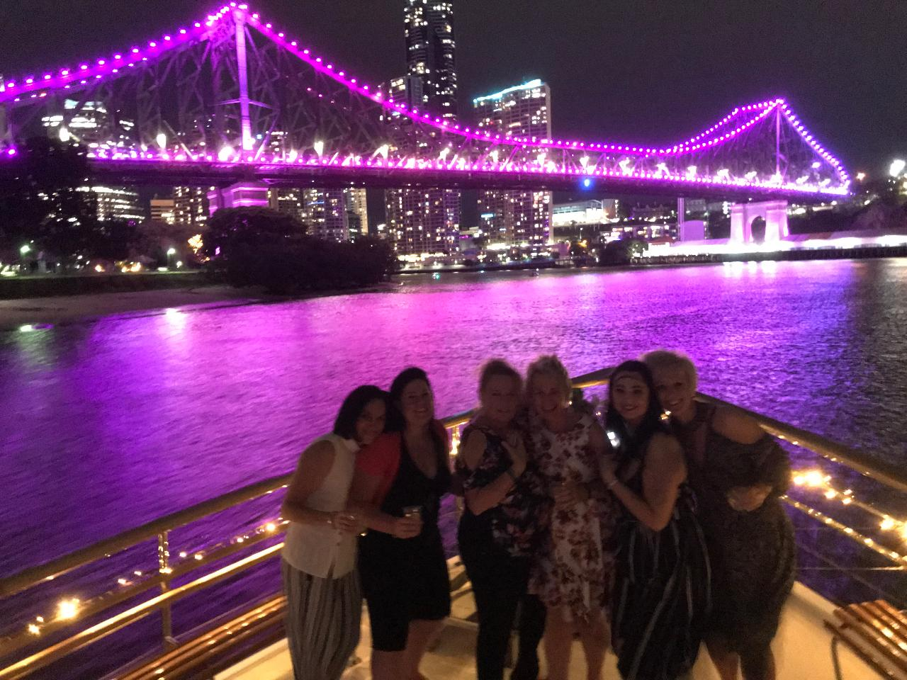 Australia Day Dinner River Cruise