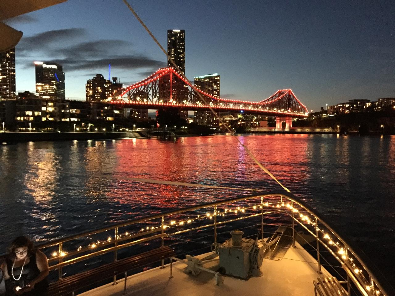 Christmas Parties Friday-Bretts Wharf Plaza departure
