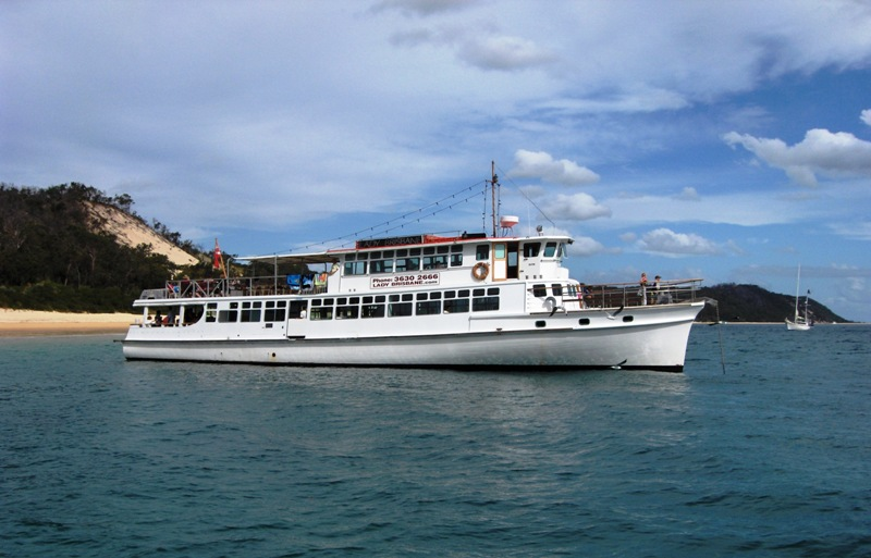 Gold Coast To Brisbane 300 Islands Sheltered Water Cruise