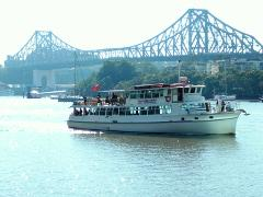 Explore Our River '4 hour' Lunch Cruise from Newstead