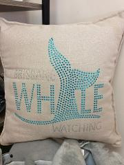 Cushions - Brisbane Whale Watching Logo