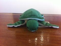 Turtle Soft Toy - 18cm