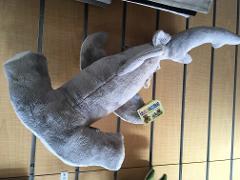Hammerhead Soft Toy - 45cm