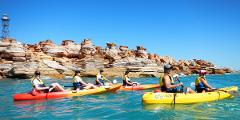 Broome Turtle Kayak Adventure