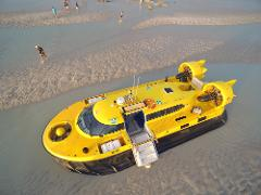 Hovercraft Flying Boat Wrecks Tour