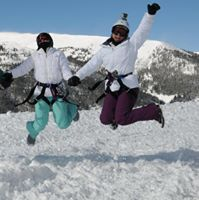 BEST WINTER ZIPLINE IN COLORADO, FLY AT THE TOP OF THE WORLD