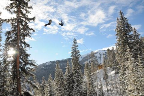 TOP OF THE ROCKIES -  WINTER SNOWCAT/ZIP LINE TOUR, Guide Gratuities are Not Included in the Tour Price.