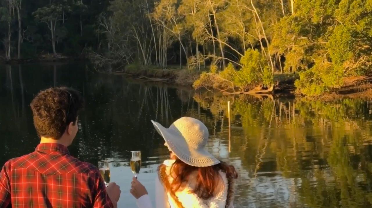 Sunset Eco Rainforest River Cruise