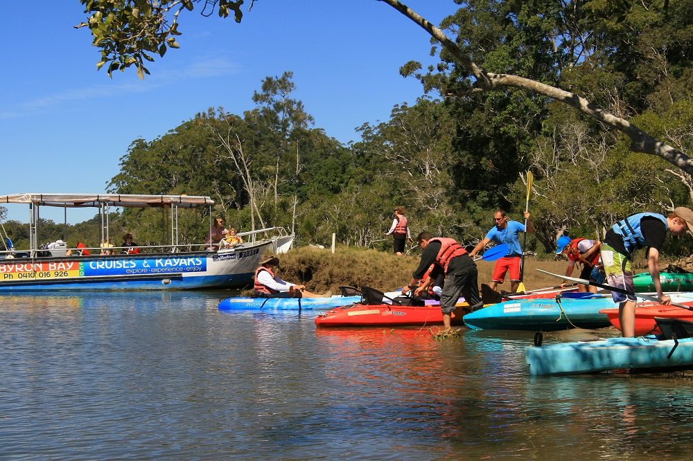 Eco Kayak Cruise & SUP