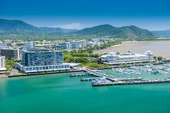 Cairns half day from Northern Beaches.