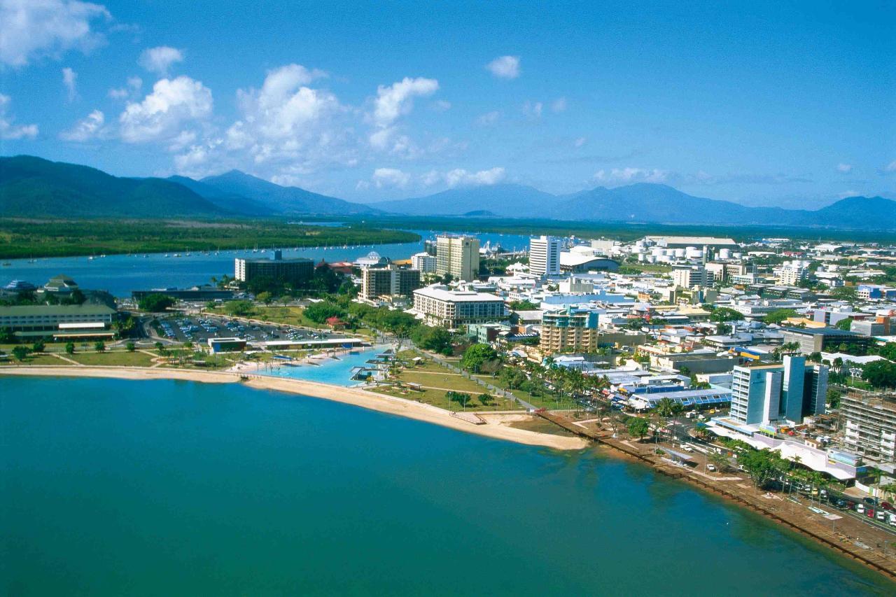 Cairns City Sights - Sea Princess