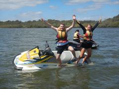 Bribie Blast Jet Ski Hire and Ride